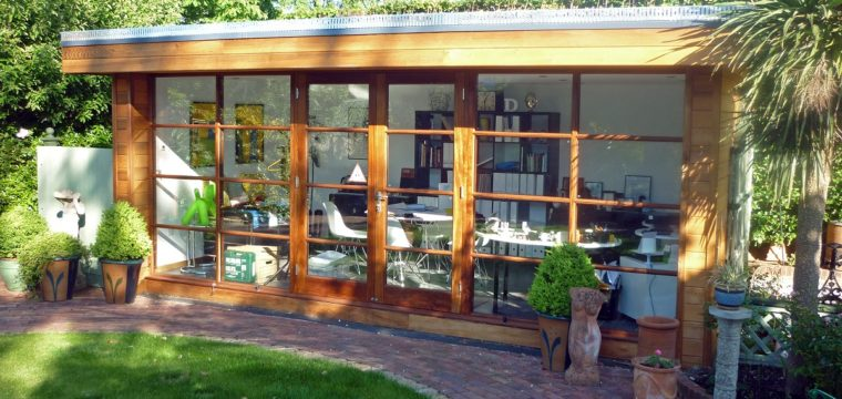 The Five Fundamental Rules For A Garden Office